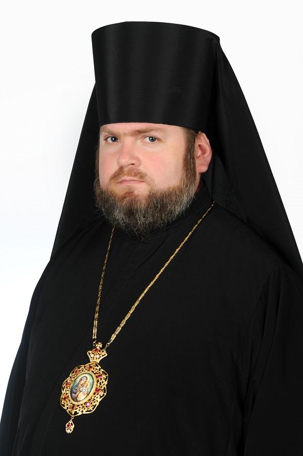 Викладач - єпископ Митрофан