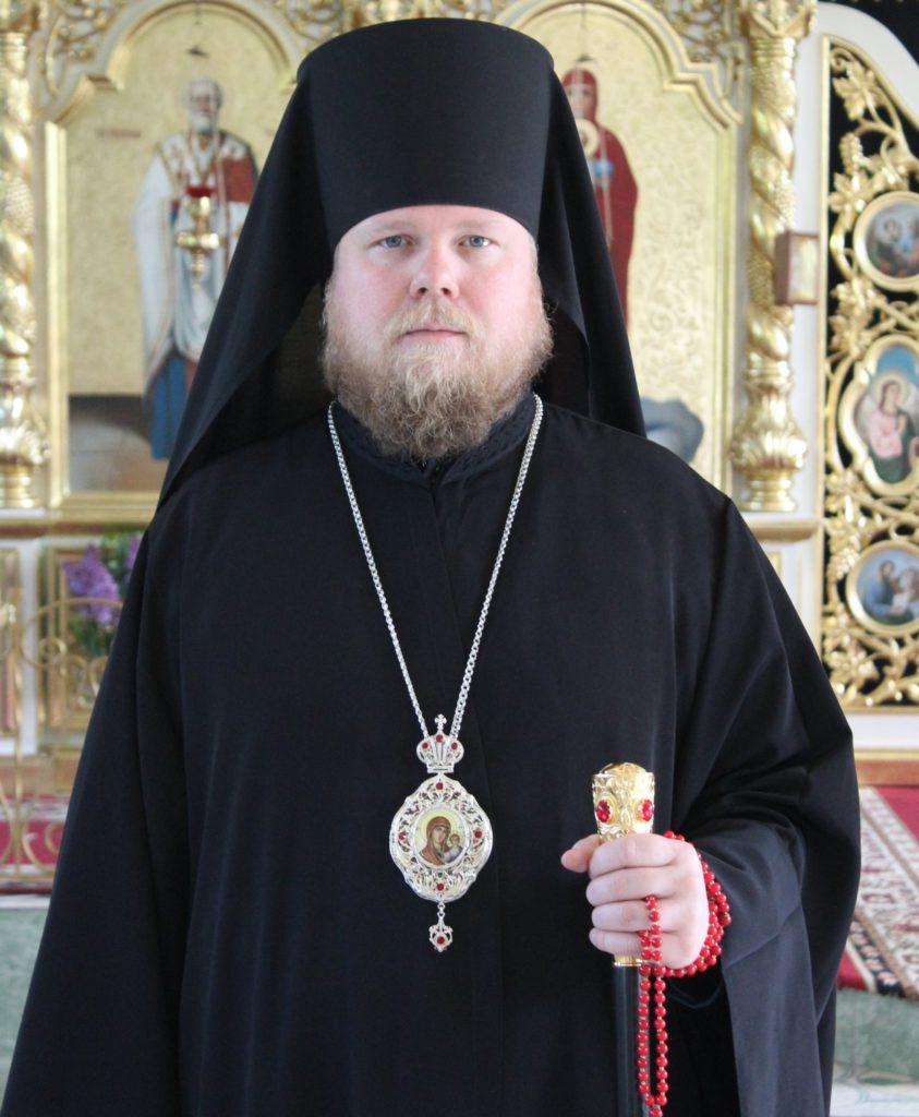 Викладач - єпископ Фотій