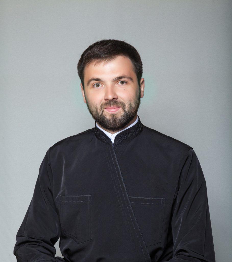 Віце-ректор В. М. Бабій