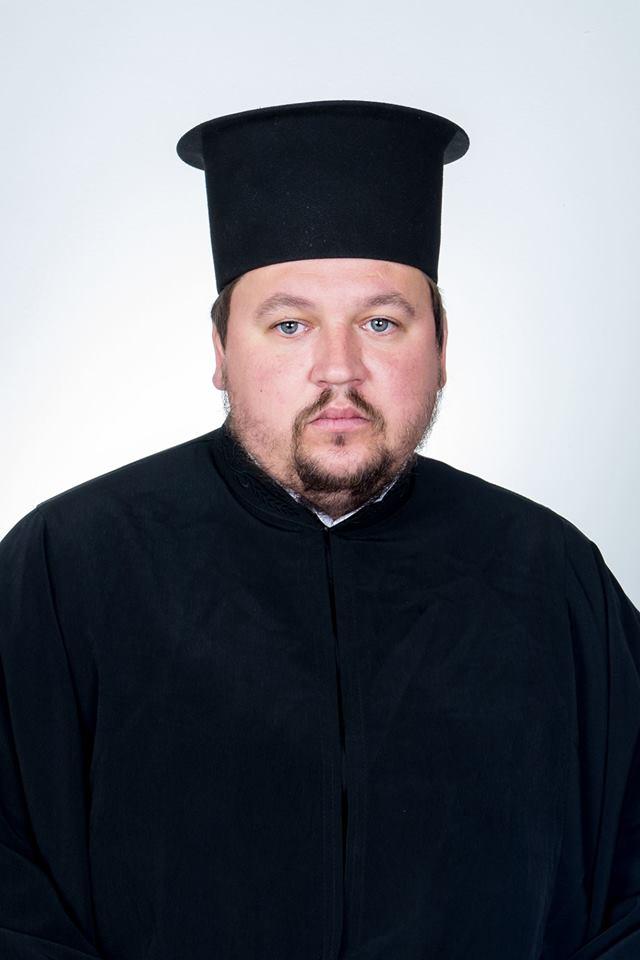 Свящ. Кирило Бондаренко - Економ